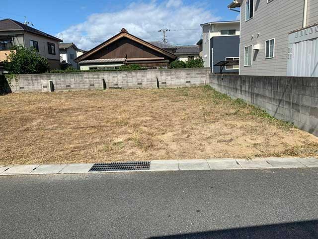 ◆草刈り、伐採